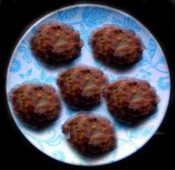 Multigrain Dumpling